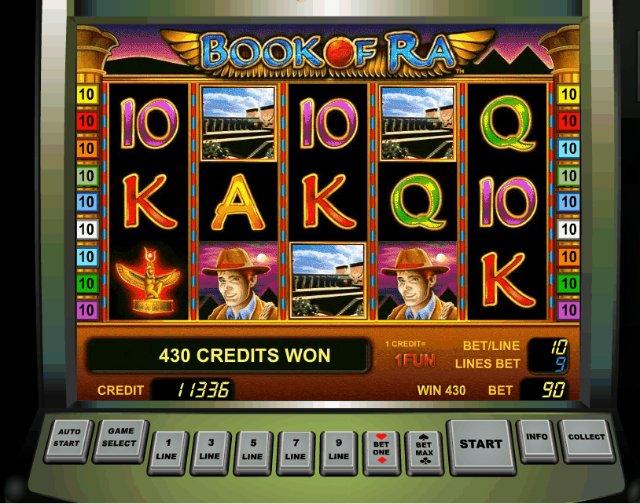 Игры с огоньком в Вулкан: победить и разбогатеть легко!