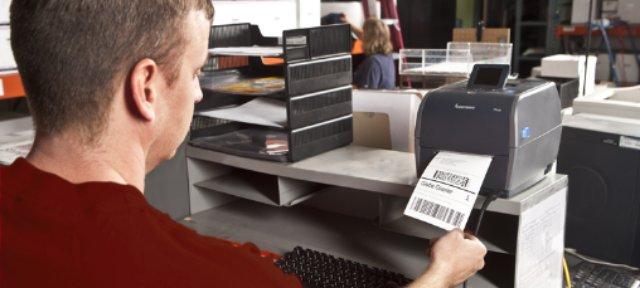 Автоматизация с принтерами штрихкода