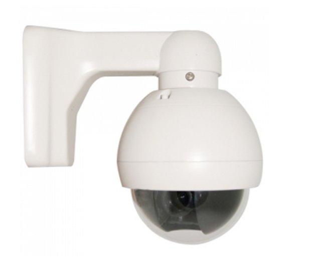 Уличная видеокамера - Mini Speed Dome