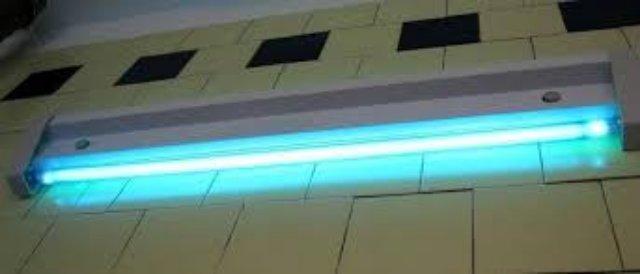 Принцип действия бактерицидных ламп