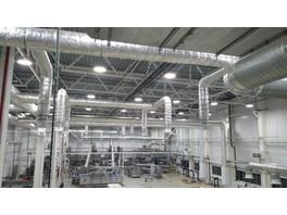 Светильники производства «Тэнс» установлены на новом заводе кормов для домашних животных