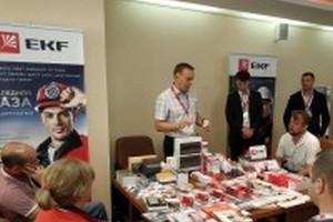 EKF продемонстрировал технологические тренды и возможности для розницы на партнерском форуме «Минимакса»