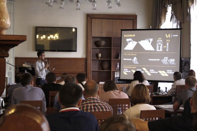 Конференция дистрибьюторов в ТПП