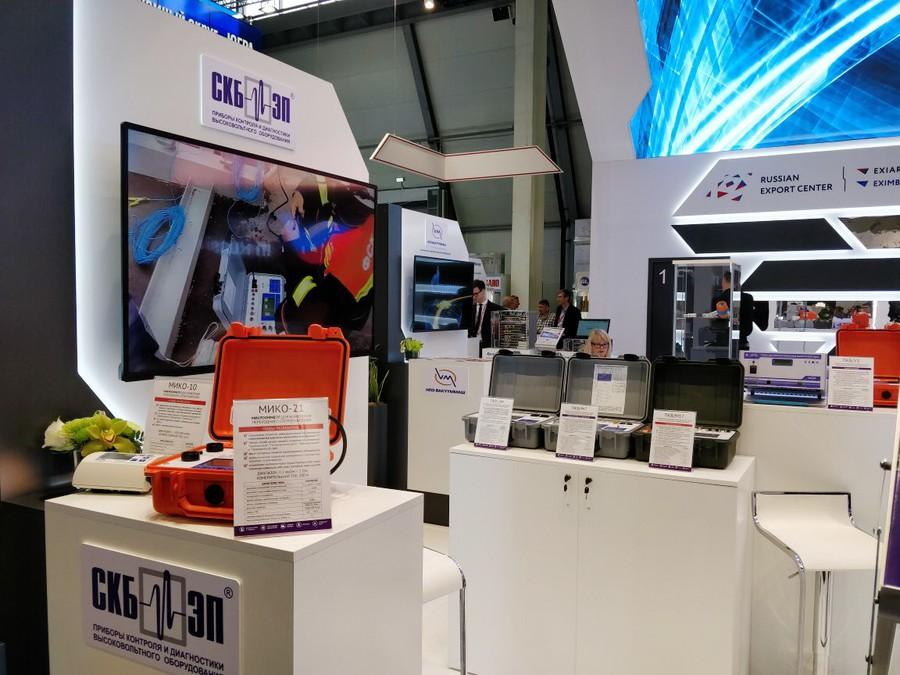 Компания «СКБ ЭП» на выставке «ИННОПРОМ-2018»