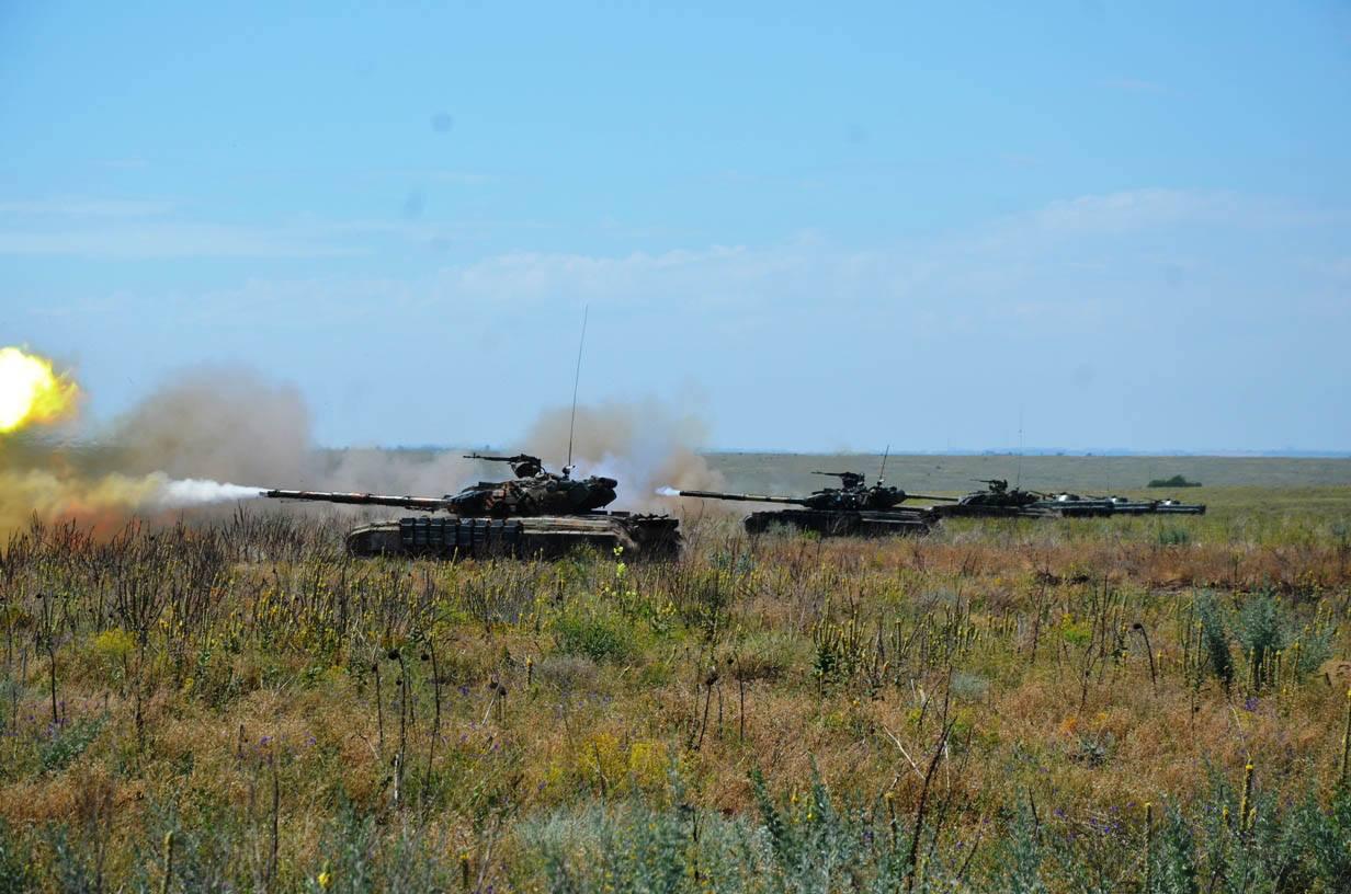 Резерв ООС показал, что будет с возможным десантом России на берегу Азовского моря (фото)
