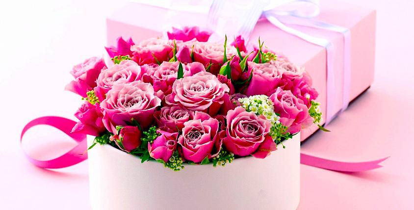 Свежие цветы и шикарные букеты с доставкой в Алматы