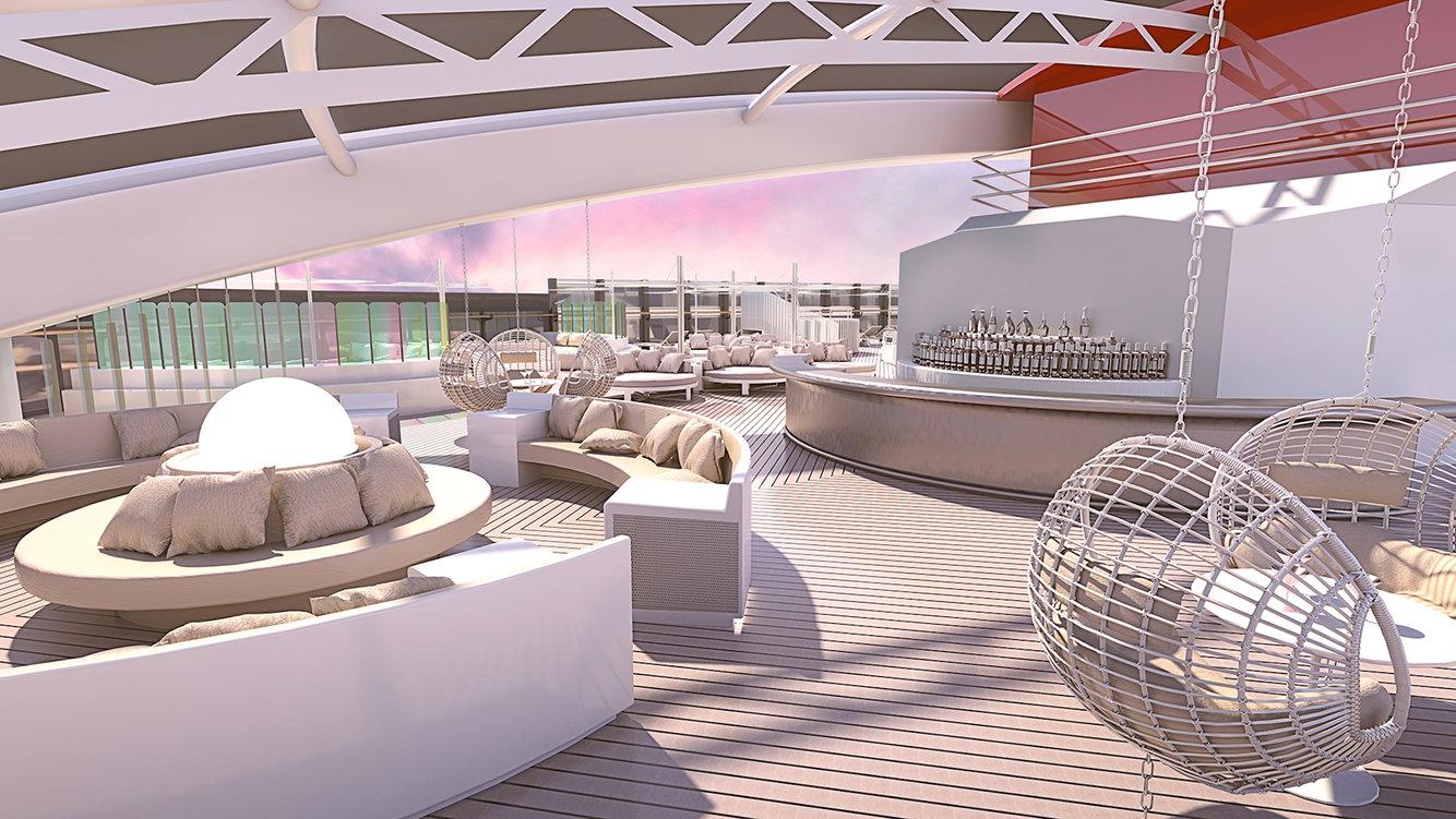 Брэнсон построит круизный лайнер только для взрослых (фото)
