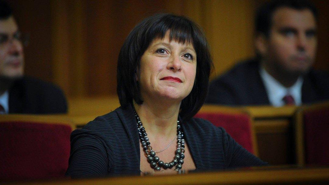 Дефицит украинского бюджета выходит за пределы меморандума с МФВ — Яресько