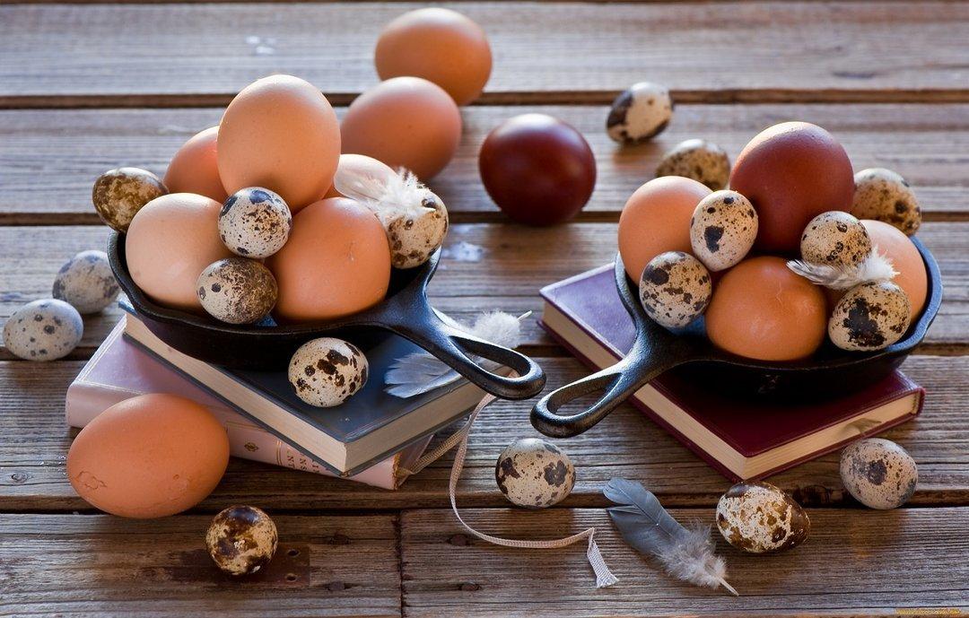 Экспорт украинских яиц вырос почти в 2 раза