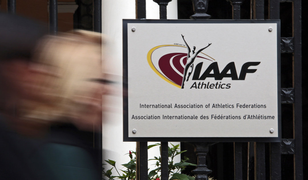 IAAF ужесточила антидопинговые правила