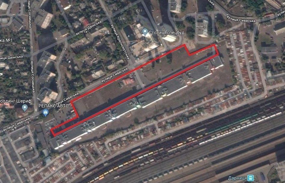 Киеву вернули земельный участок стоимостью более 50 млн грн