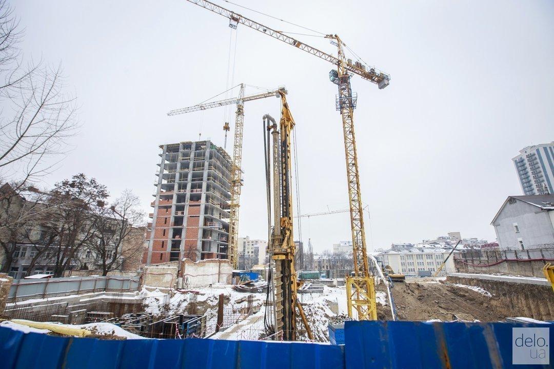 Количество сделок по покупке жилья в Киеве выросло на 8%
