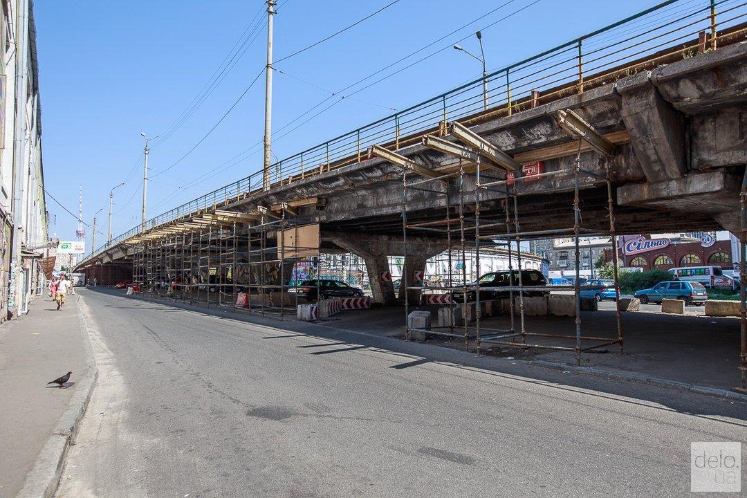 Комиссия Киевсовета не поддержала петицию по Шулявскому мосту
