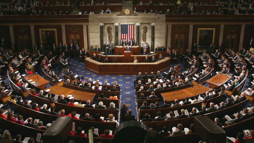 Конгресс США одобрил выделение Украине $250 млн на оборону