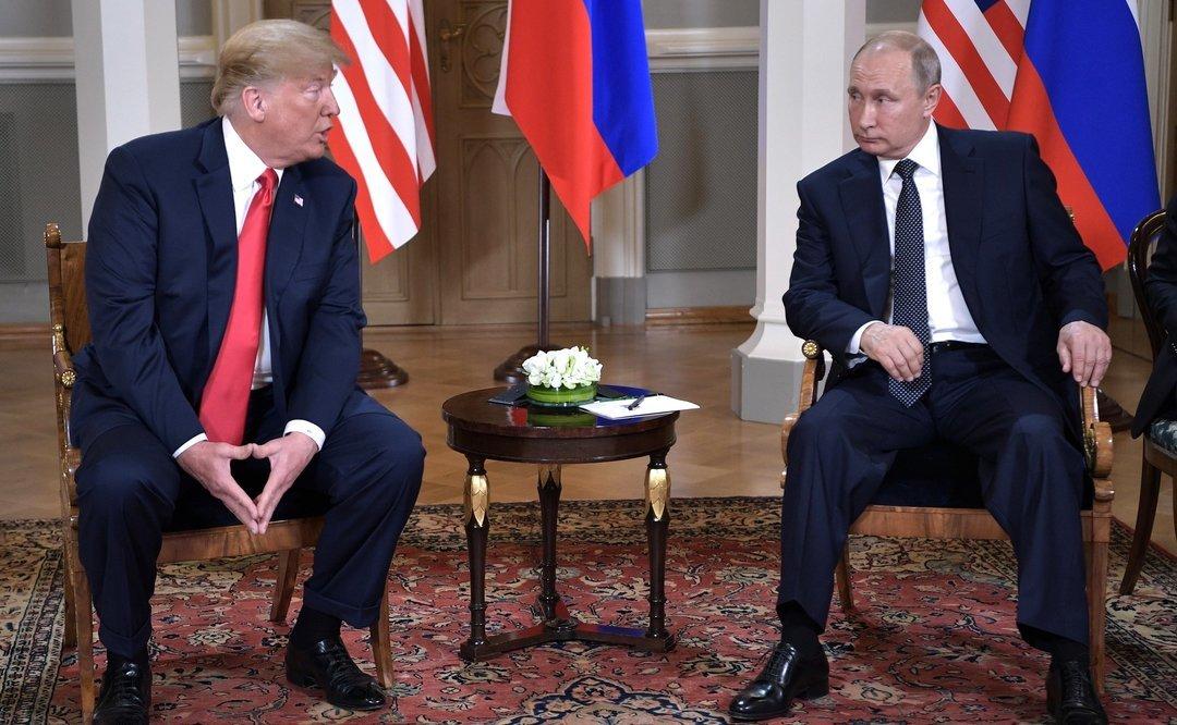Переговоры в Хельсинки. Какие украинские вопросы обсуждали Трамп и Путин
