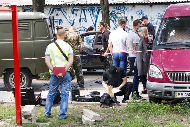 Подозреваемого в убийстве полицейского задержали — официально
