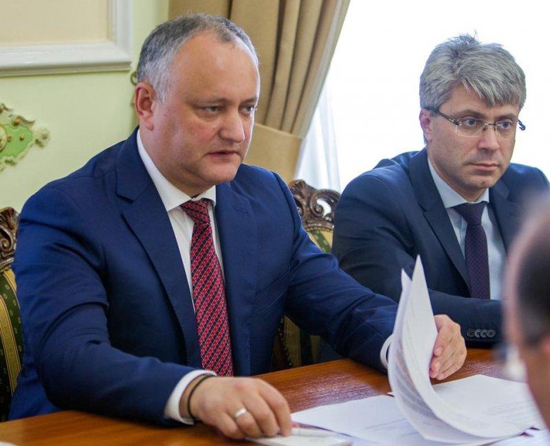 Пророссийский президент Молдовы заговорил о возобновлении конфликта в Приднестровье