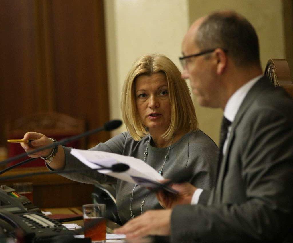 Рада отказалась менять состав ЦИК. БПП обсуждает дальнейшие действия