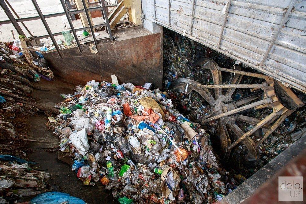 Садовой заявил, что строить мусороперерабатывающий завод хотят уже пять западных компаний