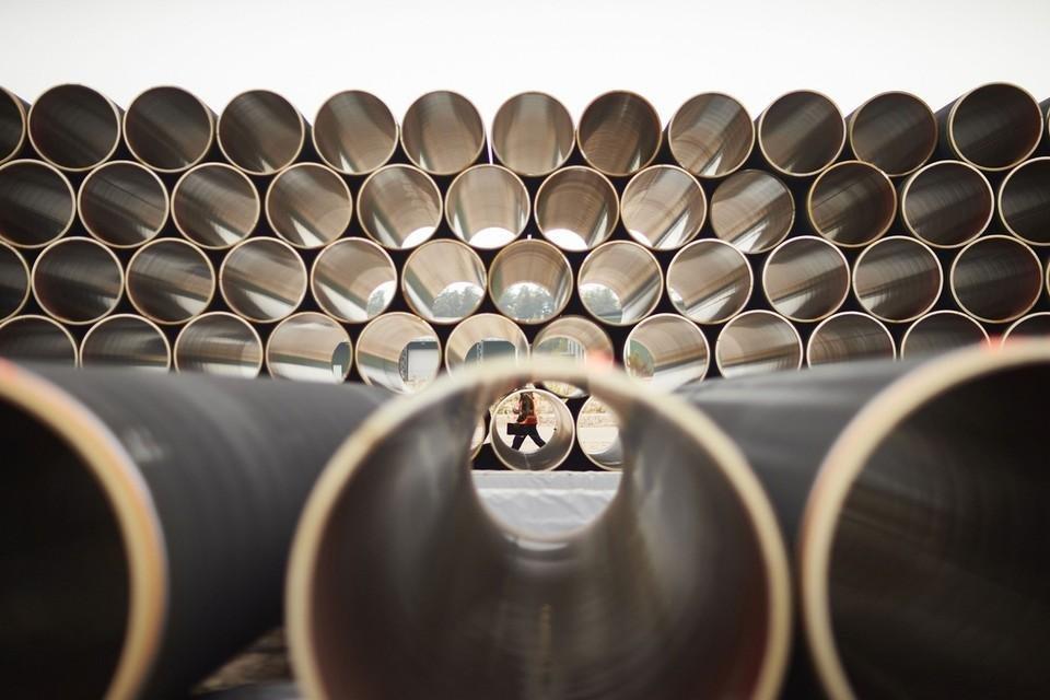 """США пригрозили санкциями компаниям, работающим с """"Северным потоком-2"""""""