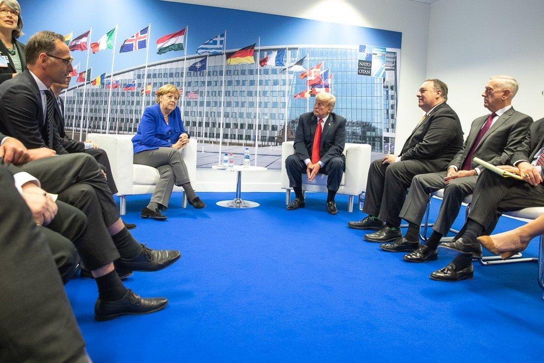 Трамп добился от партнеров по НАТО до $40 млрд на оборону дополнительно