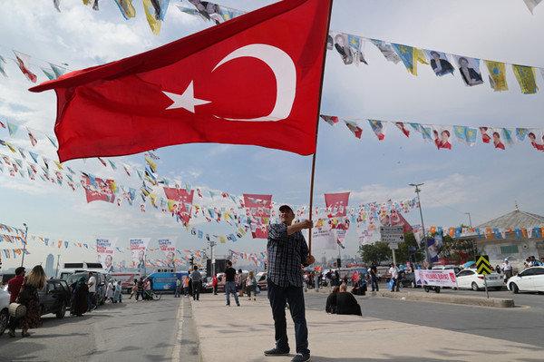 В Турции отменен режим чрезвычайного положения
