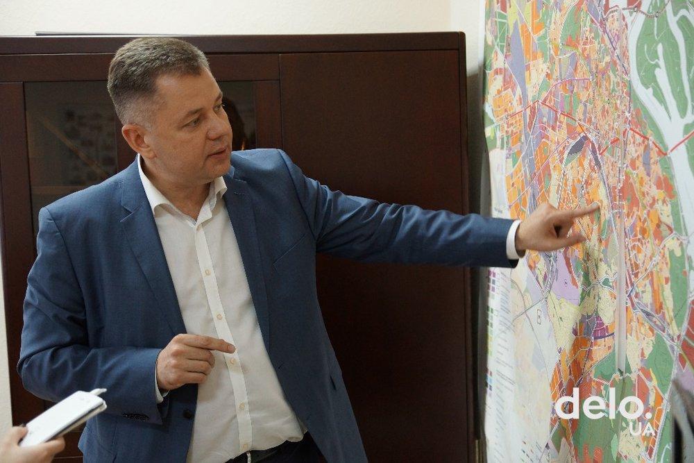 """Забудова Києва нині відбувається у """"ручному"""" режимі — начальник """"Київгенплану"""""""