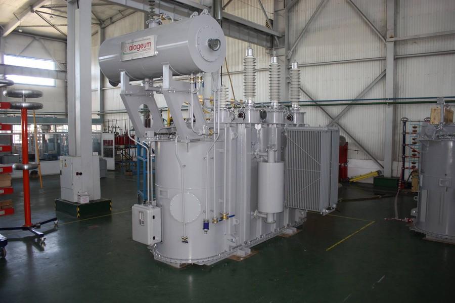 Представители ТОО «ERG» посетили заводы холдинга Alageum Electric