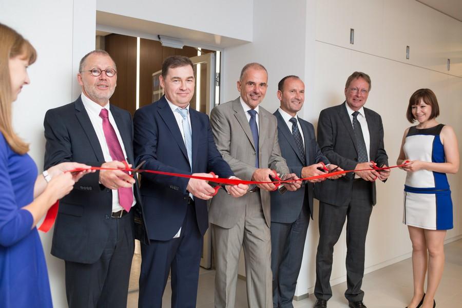 Открытие нового офиса Rohde & Schwarz в Москве
