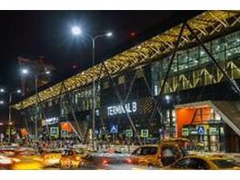 Компания Signify осветила новый терминал аэропорта Шереметьево