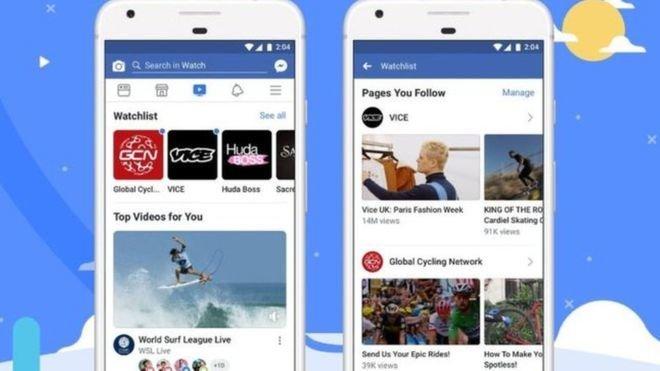 Facebook Watch станет доступным по всему миру