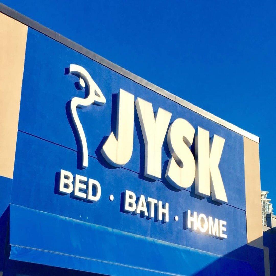 Jysk намерен за 10 лет покрыть потребности рынка Украины