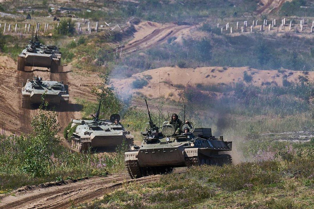 Шойгу рассказал о самых масштабных военных учениях России
