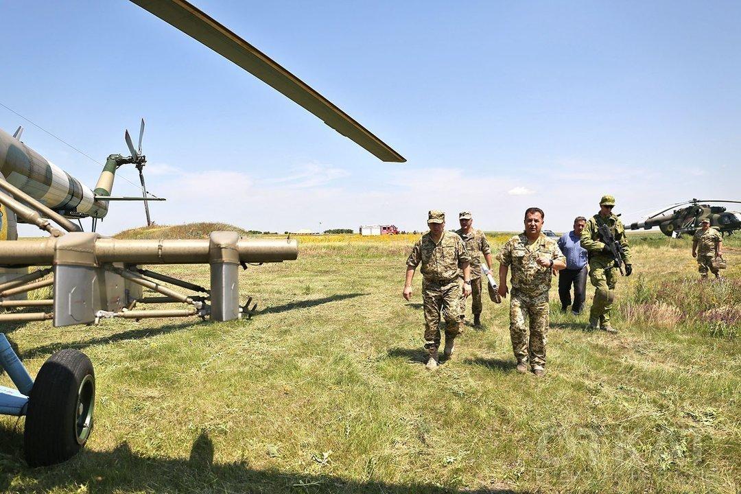 Тарутинский полигон в Одесской области окончательно передали Минобороны