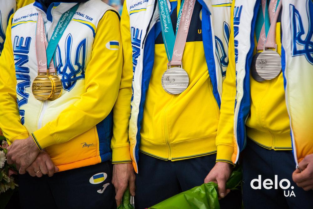В Кабмине будут по-новому распределять деньги для спортсменов