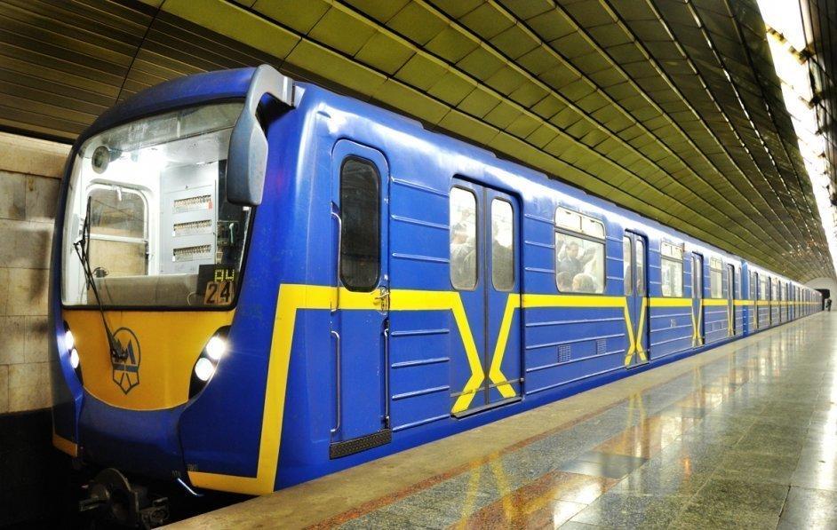 В киевском метро могут появиться табло с обратным отсчетом времени до прибытия поезда