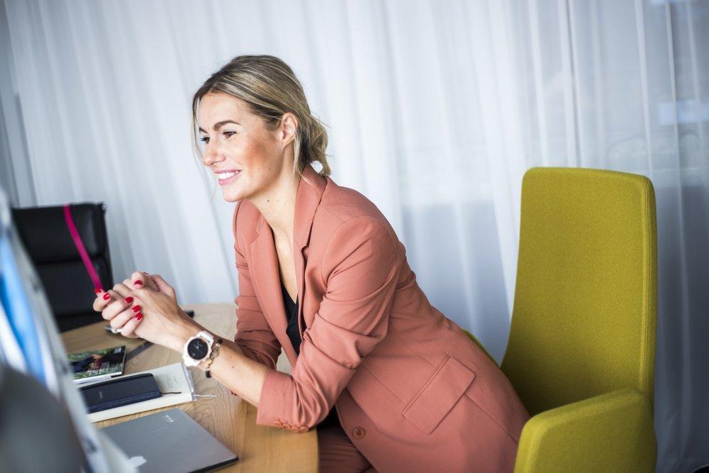 Несмотря на размер компании, надо оставаться стартапом в душе — Катерина Рыбаченко