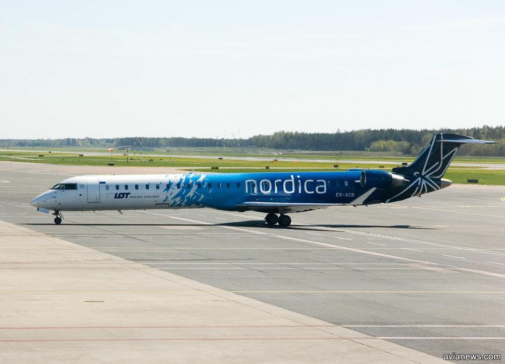 Авиакомпания Nordica переносит свои рейсы из Жулян в Борисполь