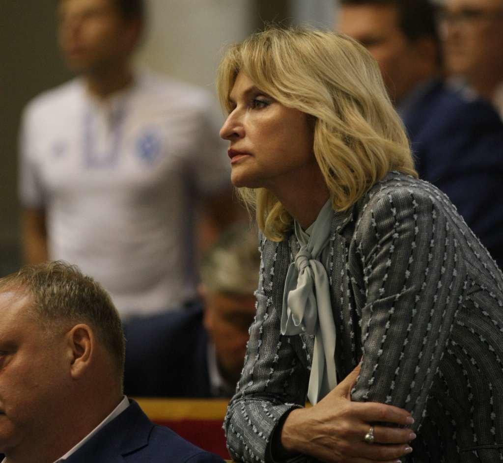Изменения в Конституцию по евроатлантической интеграции уже поданы в парламент