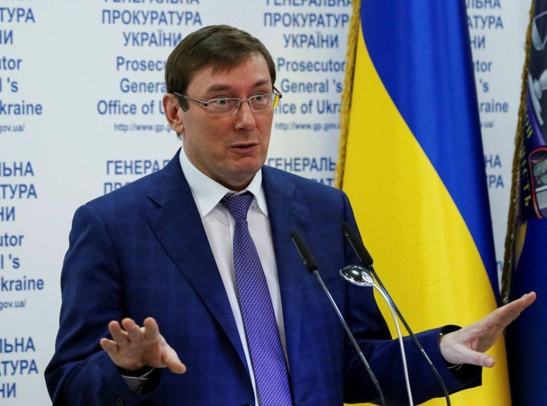 Луценко: Мне не нужна личная переписка журналистов, а только их дата встречи с Сытником