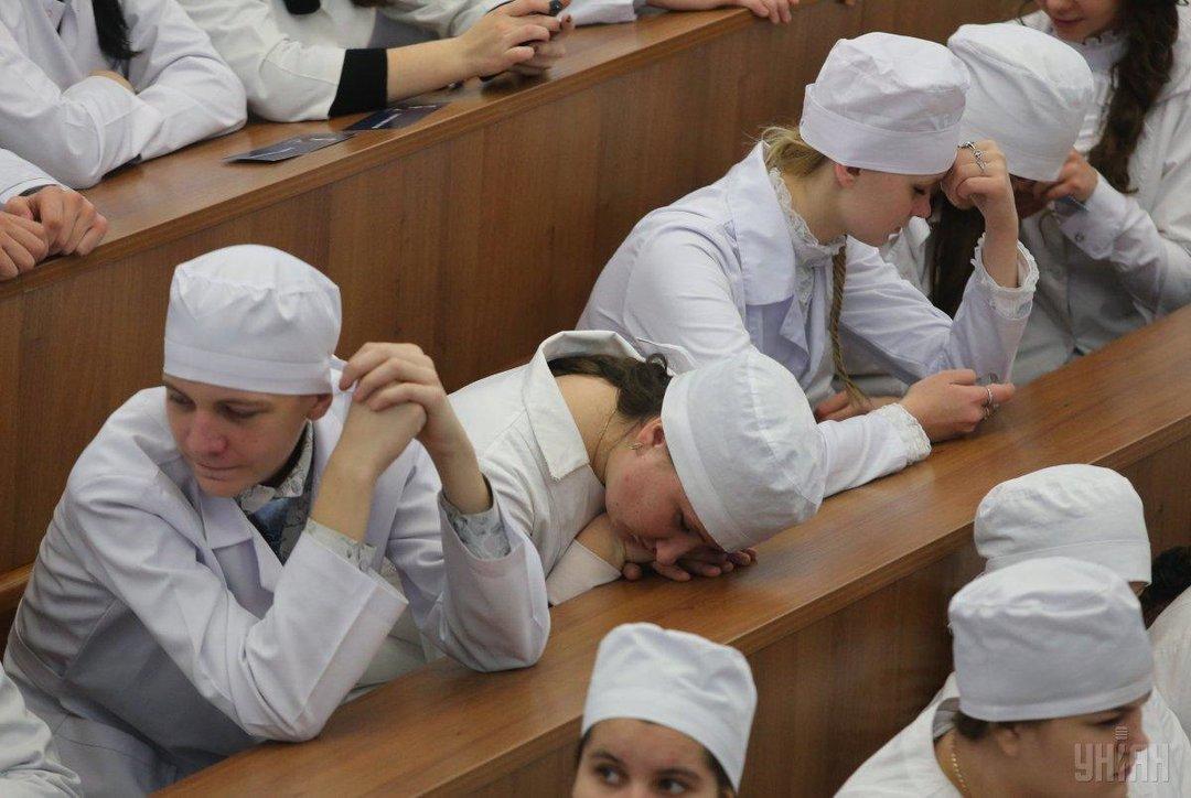 Минздрав Украины будет признавать последипломное образование на Западе