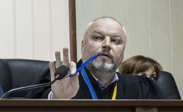 Полиция задержала нападавшего на судью, который ведет дело об убийствах на Майдане