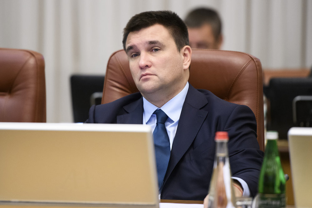 Россия хочет сначала расчленить Украину, потом ослабить и в конце уничтожить — Климкин