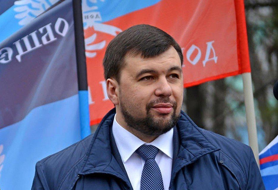 """В """"ДНР"""" смена власти: Пушилин хочет руководить регионом до """"выборов"""""""