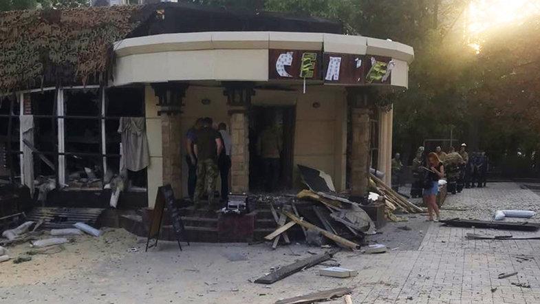 В Донецке объявили о задержании убийц Захарченко