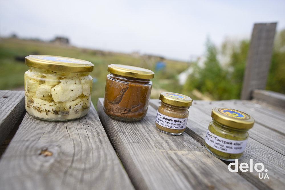 Війна та сир: як ветеран АТО відкрив сімейну сироварню Cheesegard