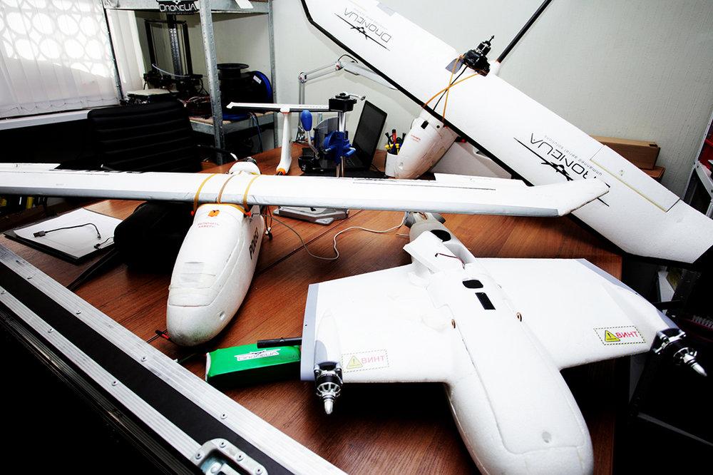 """Мы выросли от производства """"железа"""" до """"умного"""" сервиса для бизнеса — основатель DroneUA"""