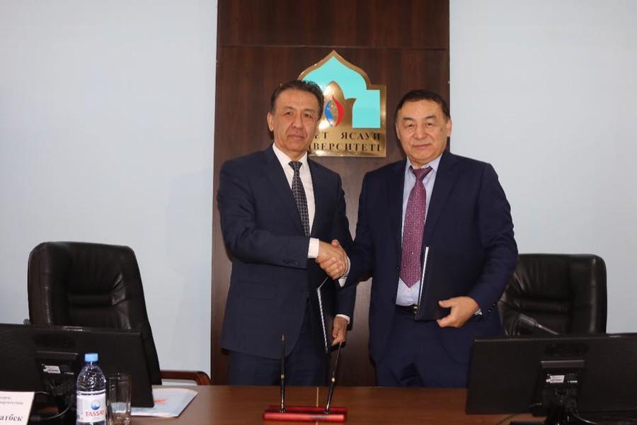 Холдинг Alageum Electric и МКТУ имени К.А. Яссави подписали Меморандум о сотрудничестве