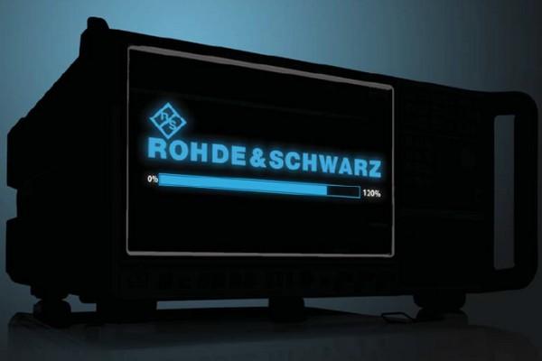 Rohde & Schwarz приглашает на первую в России открытую демонстрацию нового анализатора спектра высшего класса