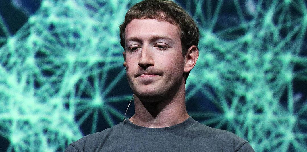 Акционеры Facebook предложили снять Цукерберга с должности главы правления